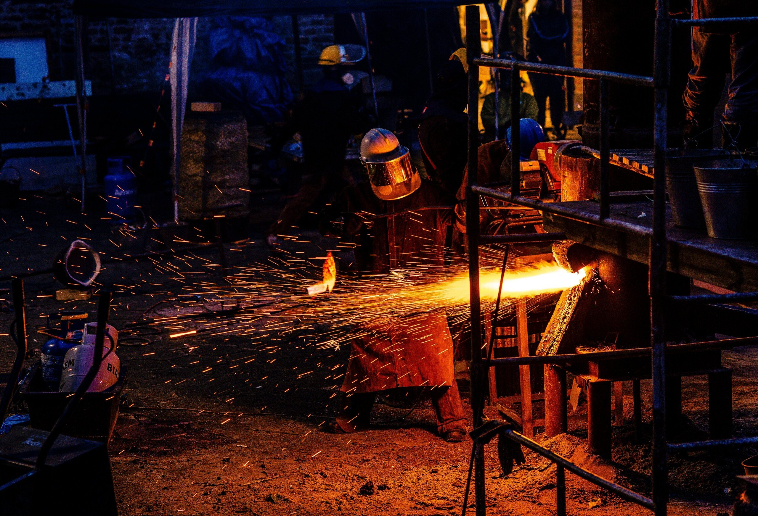 Common Misconceptions about Steel made through Arc Furnace Vs Induction Furnace