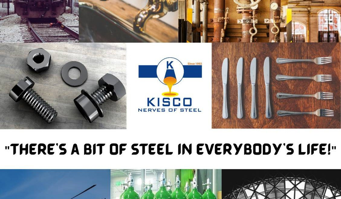 Do you know the Difference between Iron and Steel ?