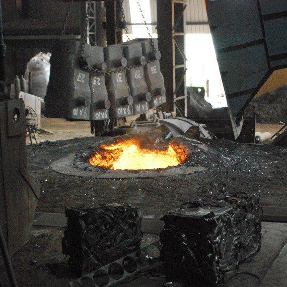 Electric Furnace Melting