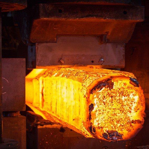 Forging Division Kiscosteel