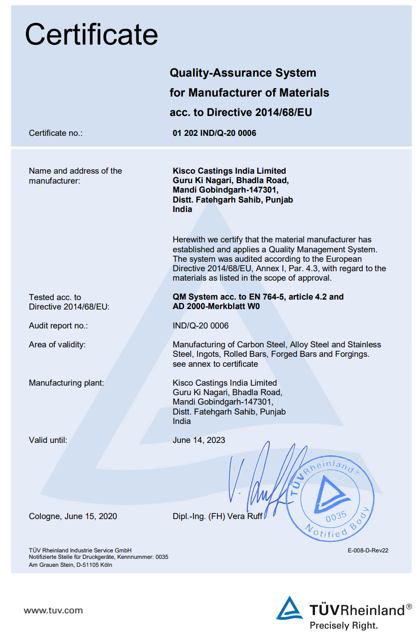 Ped Certificate 14.06.2023png